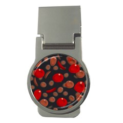 Blood Cells Money Clips (round)  by ScienceGeek