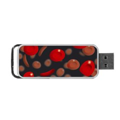 Blood Cells Portable USB Flash (Two Sides)