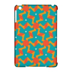 Sun Pattern Apple Ipad Mini Hardshell Case (compatible With Smart Cover) by LalyLauraFLM