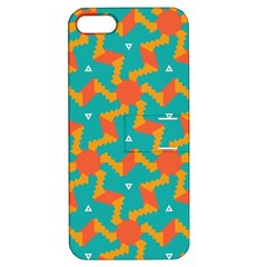 Sun Pattern Apple Iphone 5 Hardshell Case With Stand by LalyLauraFLM
