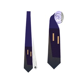 City Speech  Neckties (Two Side)  by theimagezone