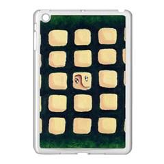 Crowd  Apple Ipad Mini Case (white) by theimagezone
