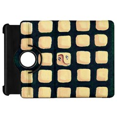 Crowd  Kindle Fire Hd Flip 360 Case by theimagezone