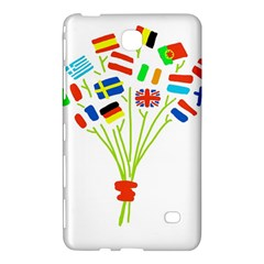 Flag Bouquet Samsung Galaxy Tab 4 (7 ) Hardshell Case