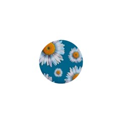 Floating Daisies 1  Mini Magnets by theimagezone