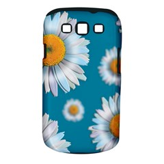 Floating Daisies Samsung Galaxy S Iii Classic Hardshell Case (pc+silicone) by theimagezone