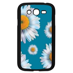 Floating Daisies Samsung Galaxy Grand DUOS I9082 Case (Black) by theimagezone