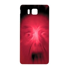 Scream Samsung Galaxy Alpha Hardshell Back Case by theimagezone