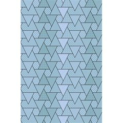 Geo Fun 7 Light Blue 5 5  X 8 5  Notebooks by MoreColorsinLife