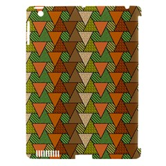 Geo Fun 7 Warm Autumn  Apple Ipad 3/4 Hardshell Case (compatible With Smart Cover) by MoreColorsinLife