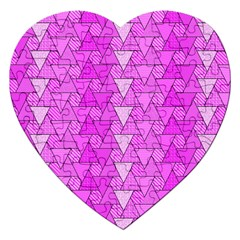 Geo Fun 7 Jigsaw Puzzle (heart) by MoreColorsinLife