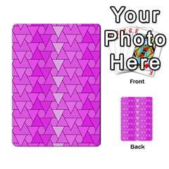 Geo Fun 7 Multi Purpose Cards (rectangle)