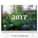 2016 any occassion calendar - Wall Calendar 11  x 8.5  (12-Months)