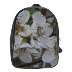Amazing Garden Flowers 32 School Bags (xl)  by MoreColorsinLife