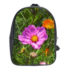 Amazing Garden Flowers 24 School Bags (xl)  by MoreColorsinLife