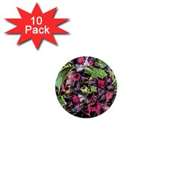 Amazing Garden Flowers 33 1  Mini Magnet (10 Pack)  by MoreColorsinLife
