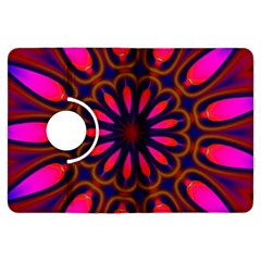 Kaleido Fun 06 Kindle Fire Hdx Flip 360 Case by MoreColorsinLife