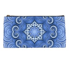 Awesome Kaleido 07 Blue Pencil Cases by MoreColorsinLife