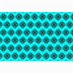 Abstract Knot Geometric Tile Pattern Collage 12  x 18  by creativemom