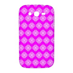 Abstract Knot Geometric Tile Pattern Samsung Galaxy Grand DUOS I9082 Hardshell Case by creativemom