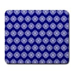 Abstract Knot Geometric Tile Pattern Large Mousepads