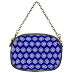 Abstract Knot Geometric Tile Pattern Chain Purses (One Side)