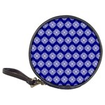 Abstract Knot Geometric Tile Pattern Classic 20-CD Wallets