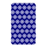 Abstract Knot Geometric Tile Pattern Memory Card Reader