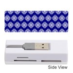 Abstract Knot Geometric Tile Pattern Memory Card Reader (Stick)
