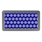 Abstract Knot Geometric Tile Pattern Memory Card Reader (Mini)