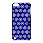 Abstract Knot Geometric Tile Pattern Apple iPod Touch 5 Hardshell Case with Stand