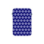 Abstract Knot Geometric Tile Pattern Apple iPad Mini Protective Soft Cases