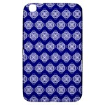 Abstract Knot Geometric Tile Pattern Samsung Galaxy Tab 3 (8 ) T3100 Hardshell Case
