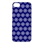 Abstract Knot Geometric Tile Pattern Apple iPhone 5S Hardshell Case