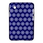 Abstract Knot Geometric Tile Pattern Samsung Galaxy Tab 2 (7 ) P3100 Hardshell Case
