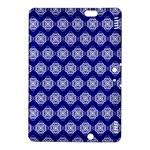 Abstract Knot Geometric Tile Pattern Kindle Fire HDX 8.9  Hardshell Case