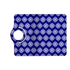 Abstract Knot Geometric Tile Pattern Kindle Fire Hd (2013) Flip 360 Case by creativemom