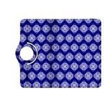 Abstract Knot Geometric Tile Pattern Kindle Fire HDX 8.9  Flip 360 Case