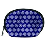 Abstract Knot Geometric Tile Pattern Accessory Pouches (Medium)
