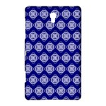 Abstract Knot Geometric Tile Pattern Samsung Galaxy Tab S (8.4 ) Hardshell Case