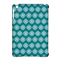 Abstract Knot Geometric Tile Pattern Apple Ipad Mini Hardshell Case (compatible With Smart Cover) by creativemom