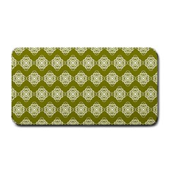 Abstract Knot Geometric Tile Pattern Medium Bar Mats by creativemom