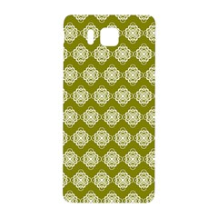 Abstract Knot Geometric Tile Pattern Samsung Galaxy Alpha Hardshell Back Case by creativemom
