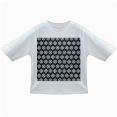 Abstract Knot Geometric Tile Pattern Infant/toddler T Shirts by creativemom