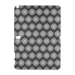 Abstract Knot Geometric Tile Pattern Samsung Galaxy Note 10.1 (P600) Hardshell Case by creativemom