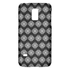 Abstract Knot Geometric Tile Pattern Galaxy S5 Mini by creativemom