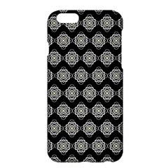 Abstract Knot Geometric Tile Pattern Apple Iphone 6/6s Plus Hardshell Case by creativemom