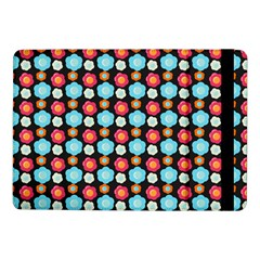 Colorful Floral Pattern Samsung Galaxy Tab Pro 10 1  Flip Case by creativemom