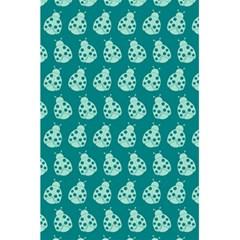 Ladybug Vector Geometric Tile Pattern 5 5  X 8 5  Notebooks by creativemom
