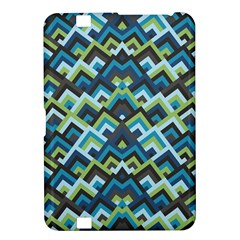 Trendy Chic Modern Chevron Pattern Kindle Fire Hd 8 9  by creativemom